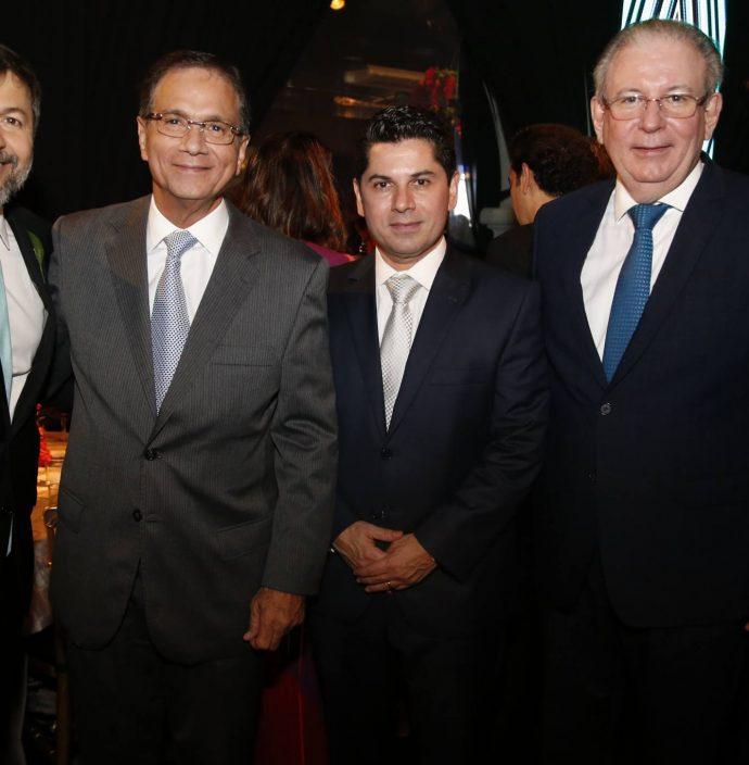 Elcio Batista, Beto Studart, Pompeu Vasconcelos E Ricardo Cavalcante