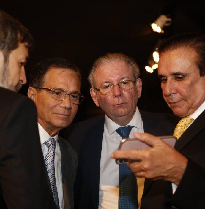 Elcio Batista, Beto Studart, Ricardo Cavalcante E Gaudencio Lucena 2