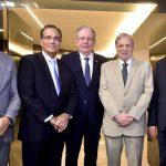 Elcio Batista, Beto Studart, Ricardo Cavalcante, Tasso Jereissati, André Siqueira (1)