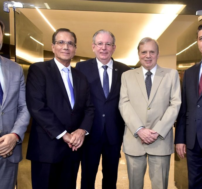 Elcio Batista, Beto Studart, Ricardo Cavalcante, Tasso Jereissati, André Siqueira