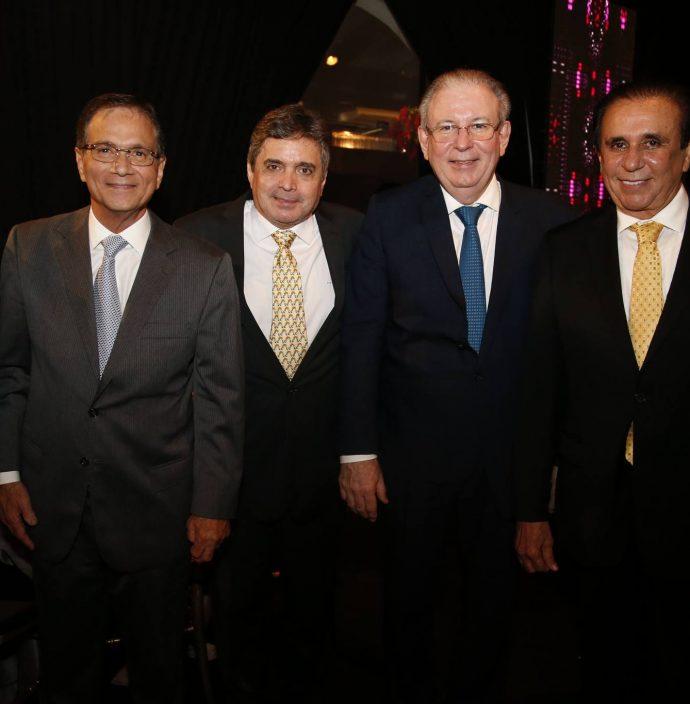 Elcio Batista, Beto Studart, Totonho Laprovitera, Ricardo Cavalcante E Gaudencio Lucena