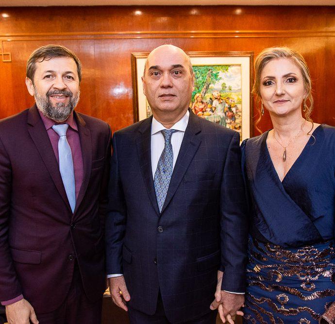 Elcio Batista, Luciano Lima E Valeria Lima