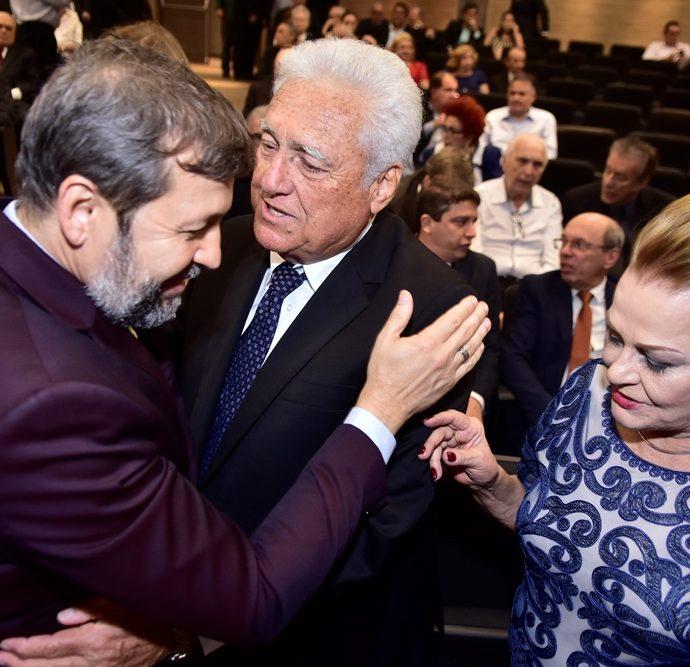 Elcio Batista, Waldyr Diogo Filho, Helena Diogo
