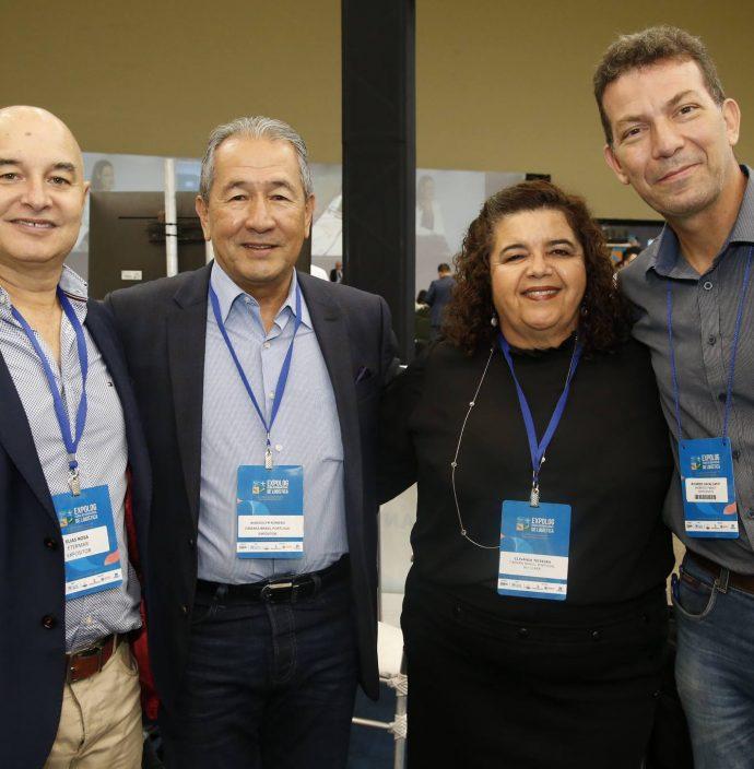 Elias Rosa, Wandocyr Romero, Clivania Teixeira E Ricardo Cavalcanti