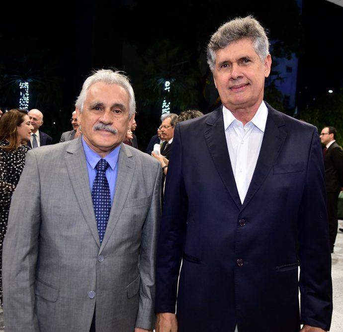 Emanuel Capistrano, Nilton Veras