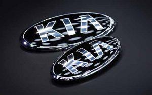 Emblema Kia Bx
