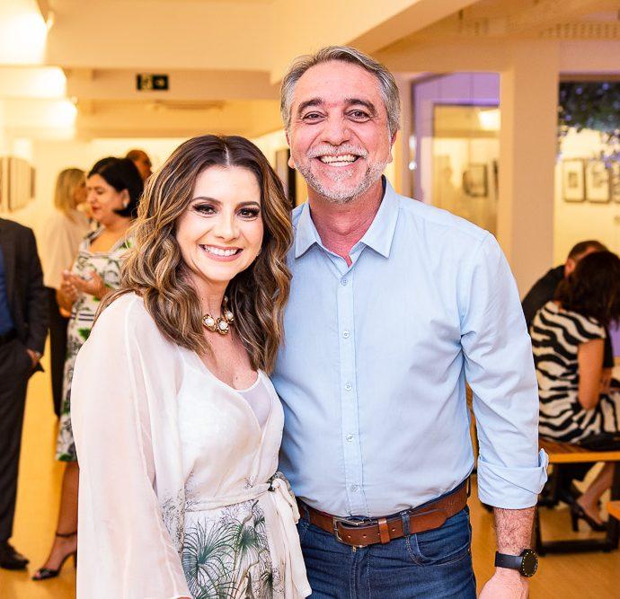 Emilia Buarque E Mauro Costa