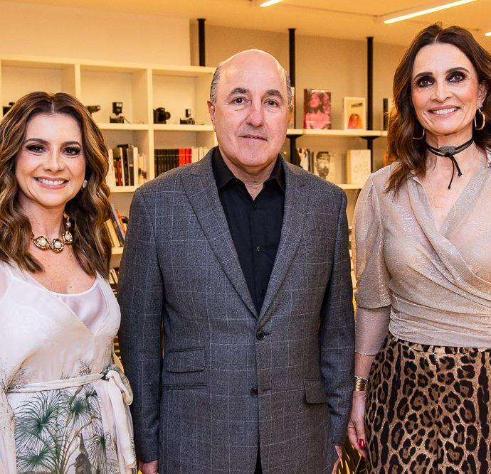 Emilia Buarque, Silvio Frota E Andrea Natal