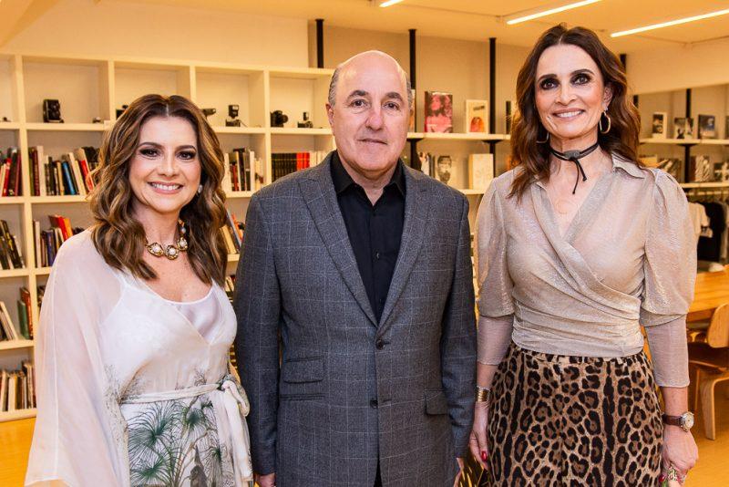 Emilia Buarque, Silvio Frota E Andrea Natal (1)