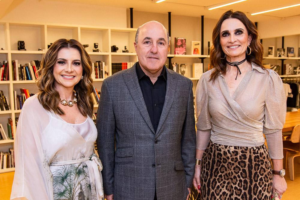 Museu da Fotografia recebe Andréa Natal em bate-papo especial sobre o mercado de luxo