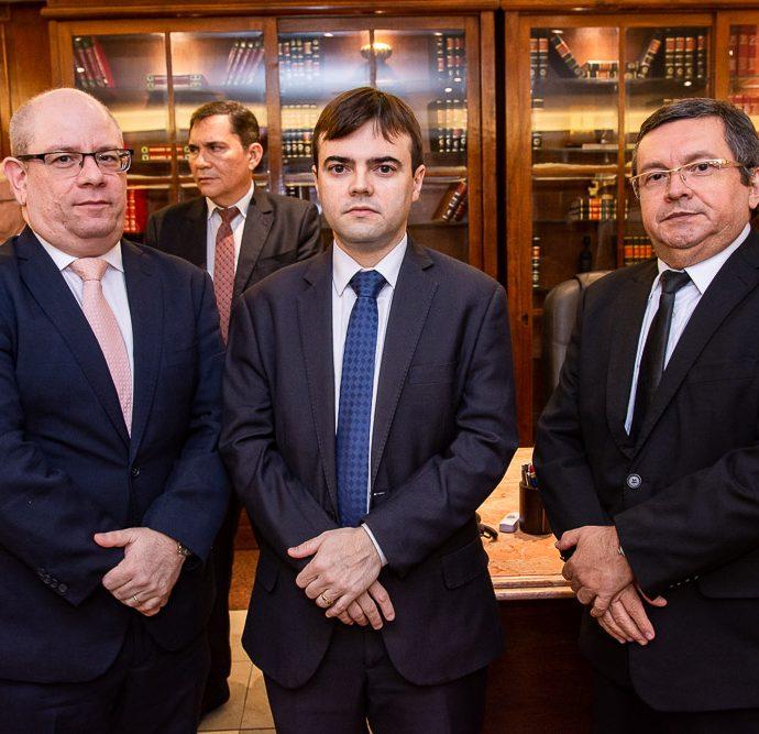 Emilio Viana, Alexandre Sa E Fernando Pacheco