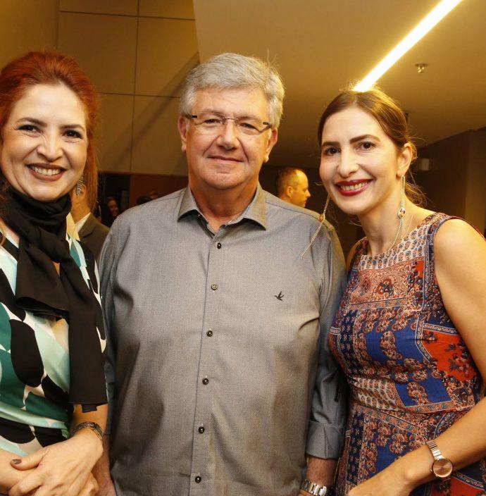 Enid Camara, Carlos Maia E Edna Camara