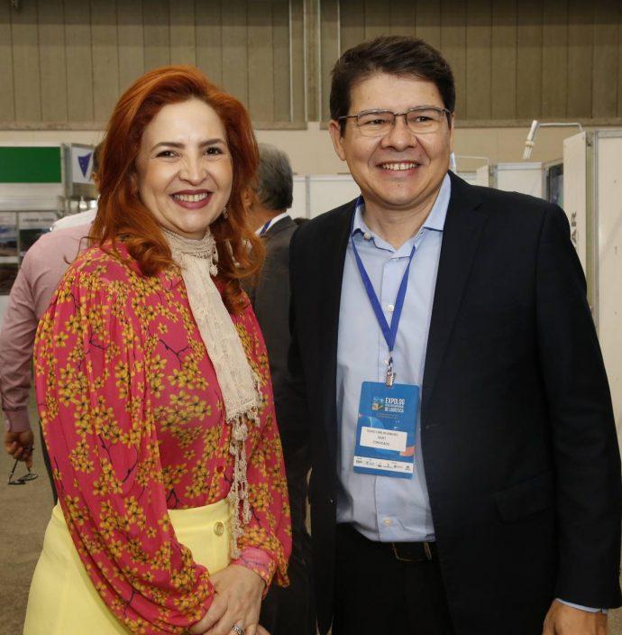 Enid Camara E Silvio Carlos