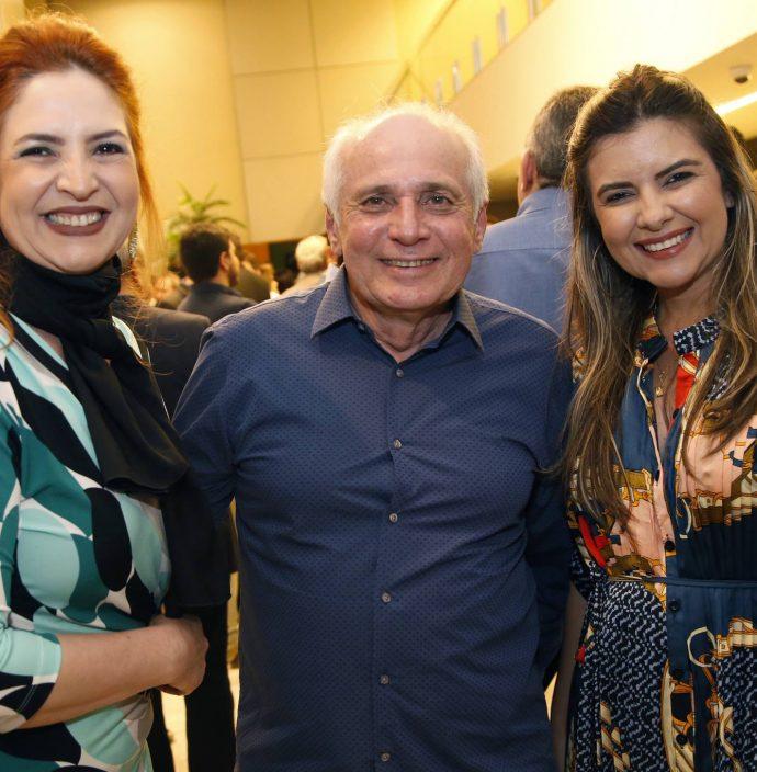 Enid Camara, Ricardo Sabadia E Adelina Feitosa