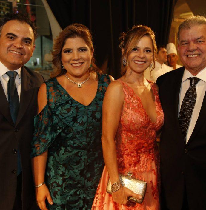 Erbert E Gisela Vieira, Claudiane E Carlos Juacaba