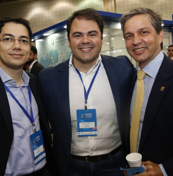 Erick Picanco, Marco Aurelio E Romulo Soares