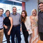 Erick Picanso, Raquel Caje, Edson Ferreira, Raquel Barros, Ranilse Barbosa E Adriano Matos