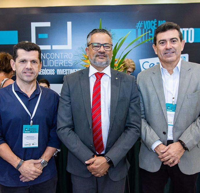 Erick Vasconcelos, Bob Santos E Alexandre Pereira