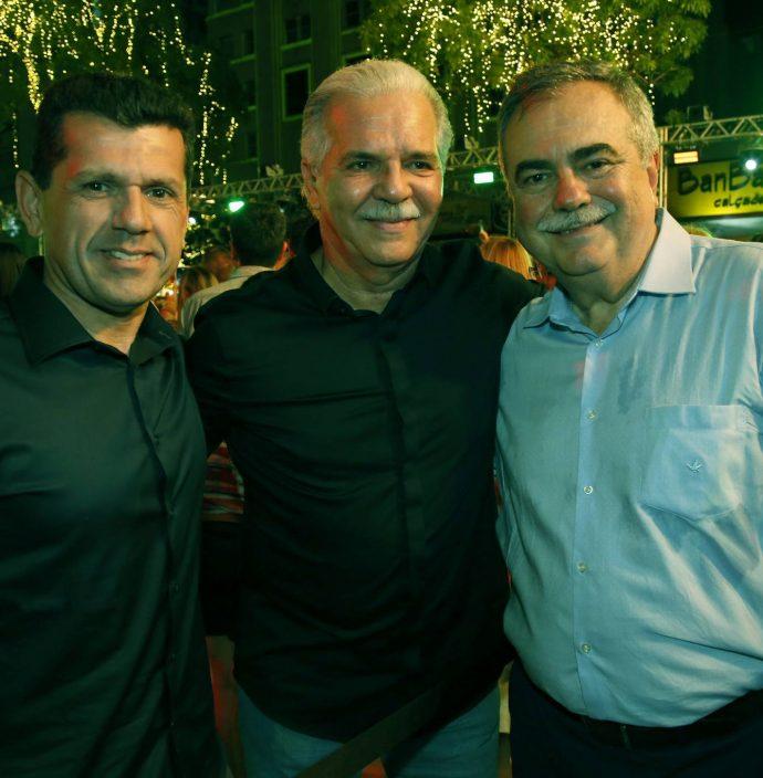 Erick Vasconcelos, Pio Rodrigues E Assis Cavalcante