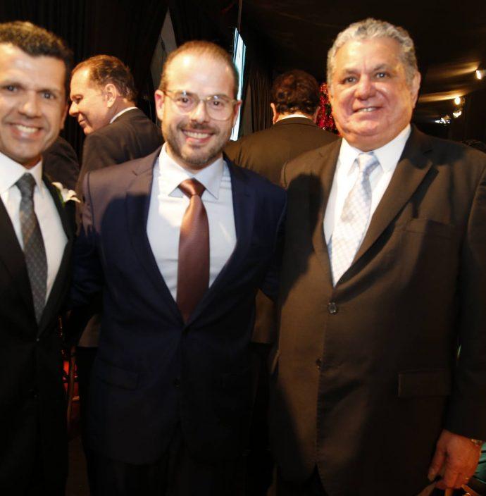 Erick Vasconcelos, Prisco Bezerra E Cleber Cunha