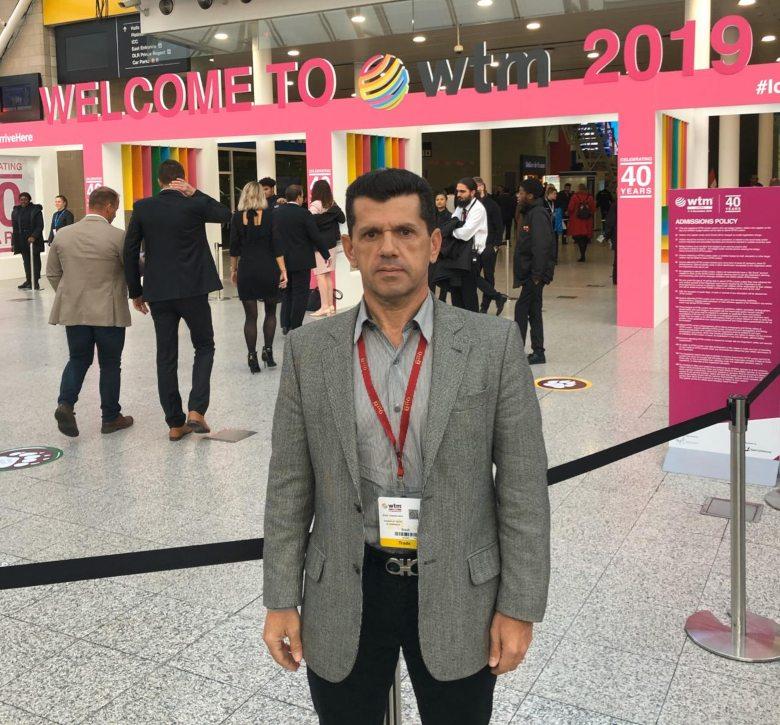 Destino Ceará divulgado na WTM London 2019