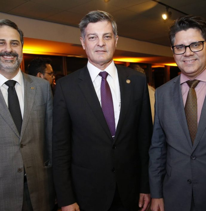 Erinaldo Dantas, Cid Marconi E Leonardo Carvalho