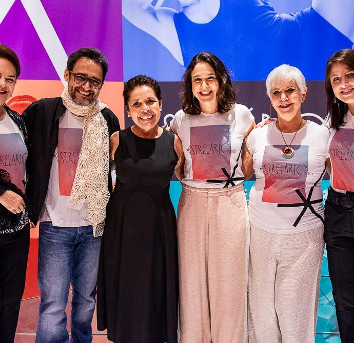 Ethel Whitehurst, Ivanildo Nunes, Dora Andrade, Talita Bezerra, Olga Leite Barbosa E Vivian De Pontes