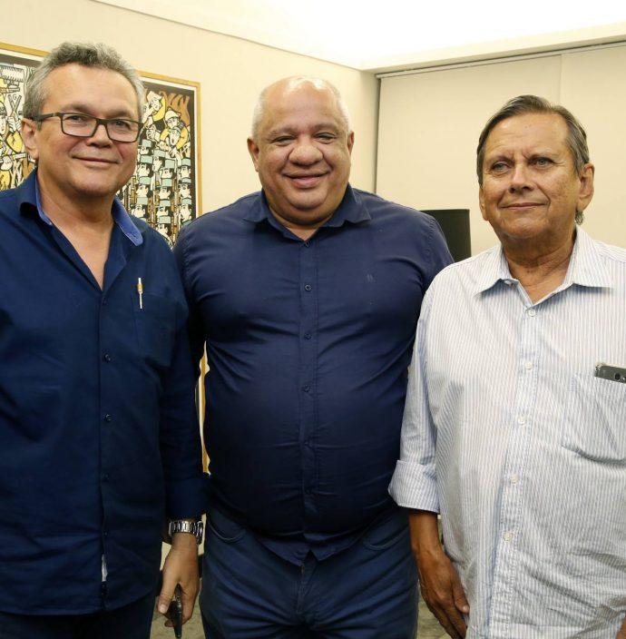 Eulalio Costa, Pedro Alfredo E Bill Farias