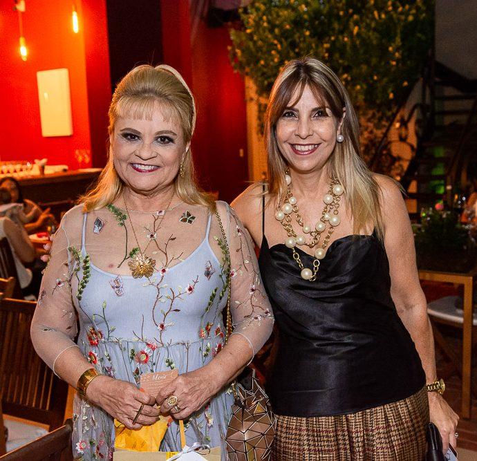 Excelsa Costa Lima E Rossana Bertani
