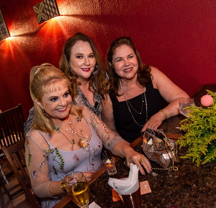 Excelsa Costa Lima, Luziane Cavalcante E Germana Viana
