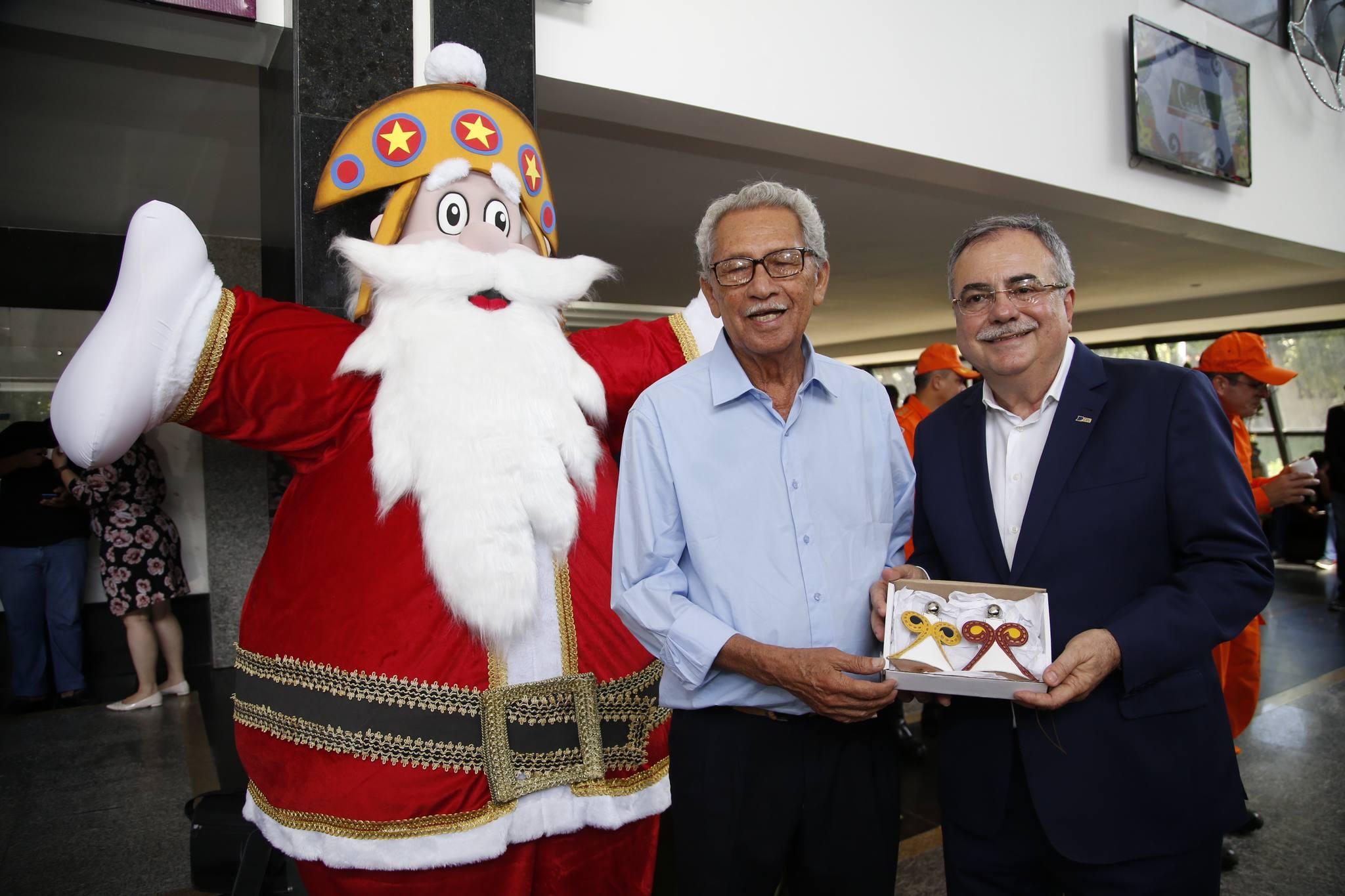 23º Ceará Natal de Luz é lançado durante café da manhã na CDL de Fortaleza
