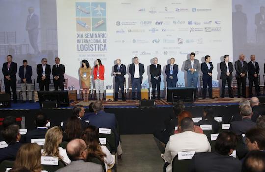 Infraestrutura do Ceará é destaque na abertura da Expolog