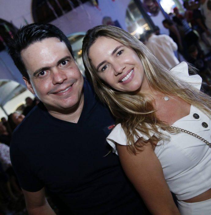 Fabiano Barreira E Melissa Bandeira