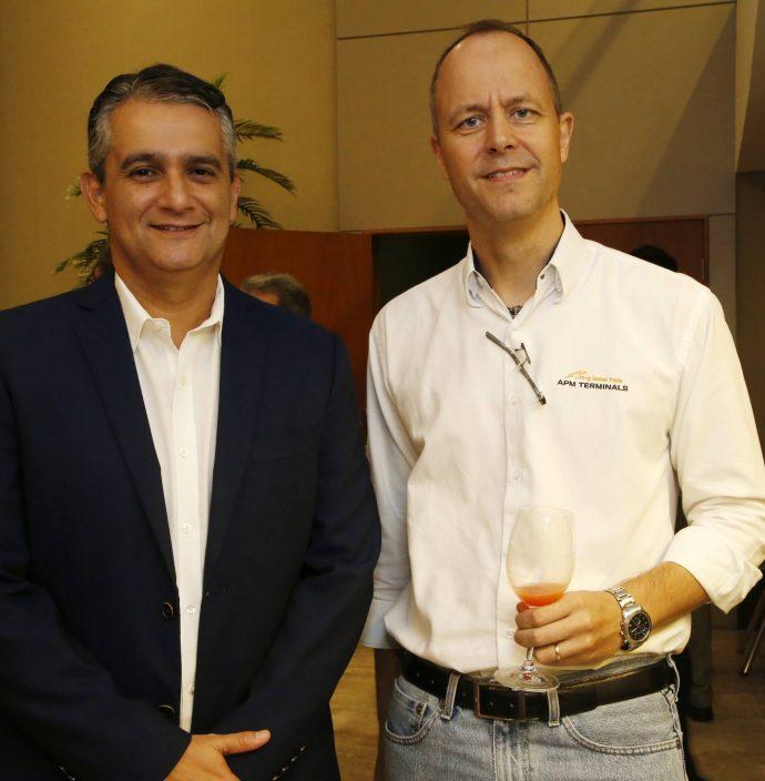 Fabio Abreu E Daniel Rose