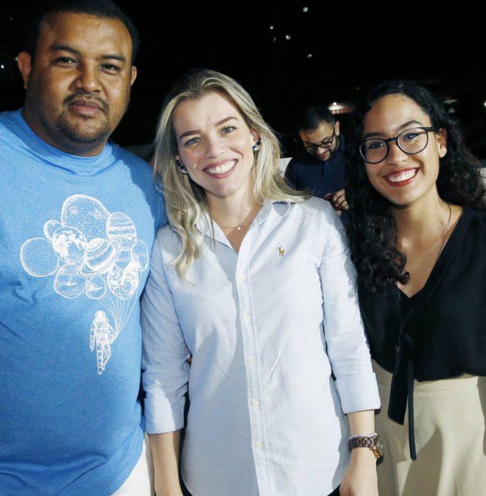 Fabio Braga, Ana Luiza E Raissa Costa