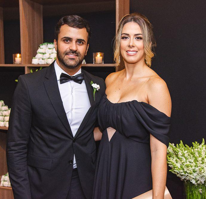 Fabio Medeiros E Livia Viana