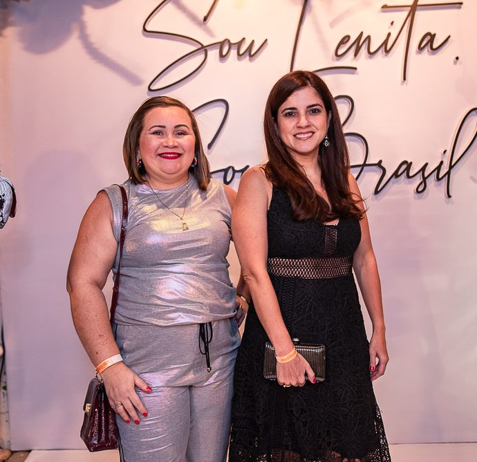 Fabiola Perdigao E Marcia Idelfonso