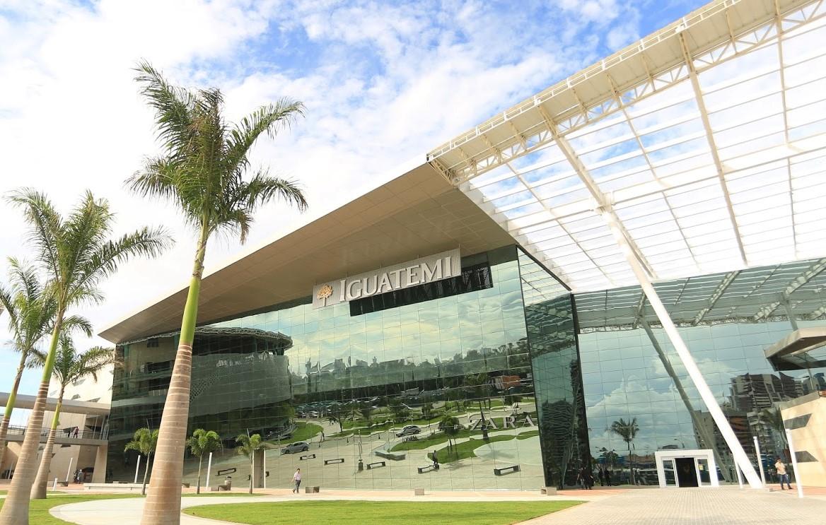 Iguatemi Fortaleza registra intensa movimentação de clientes durante a Black Friday