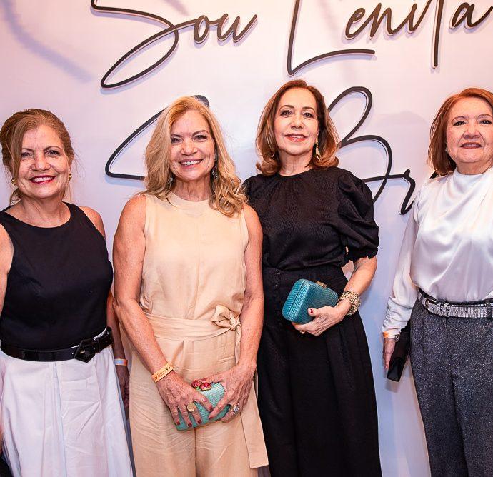 Fatima Albuquerque, Ana Pinto, Ana Alcantara E Naura Cox