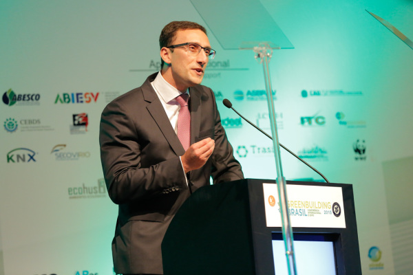Felipe Faria, Diretor Executivo Do Green Building Brasil.
