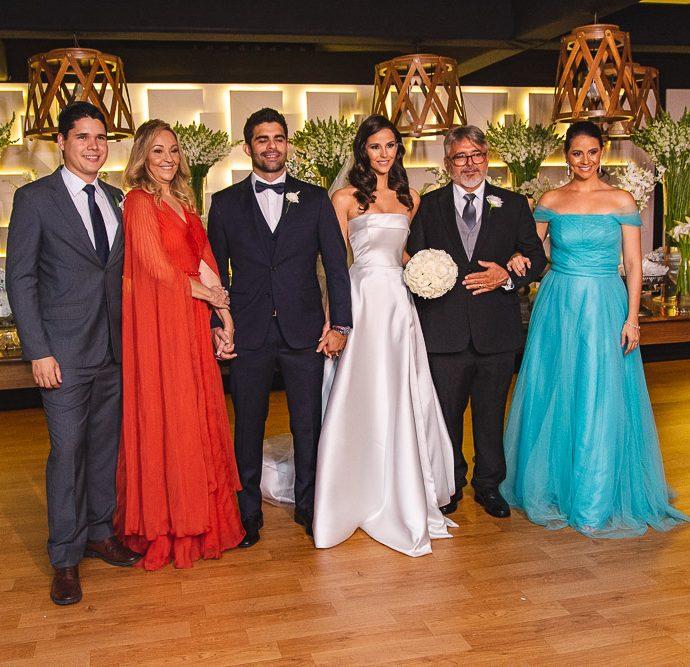 Felipe Figueiredo, Silvia Vasconcelos, Eliseu Becco, Mariana Vasconcelos, Vanderlan Vasconcelos E Camila Vasconcelos