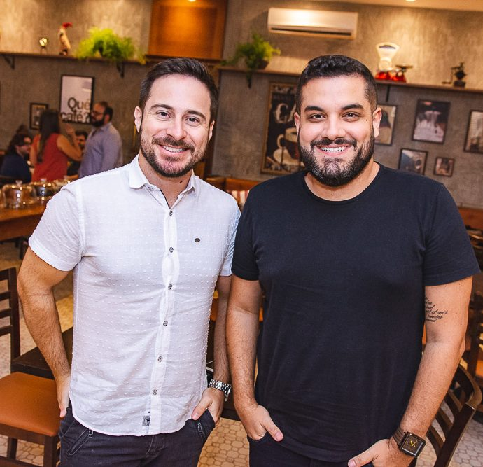 Felipe Revuelta E Guilherme Vilanova