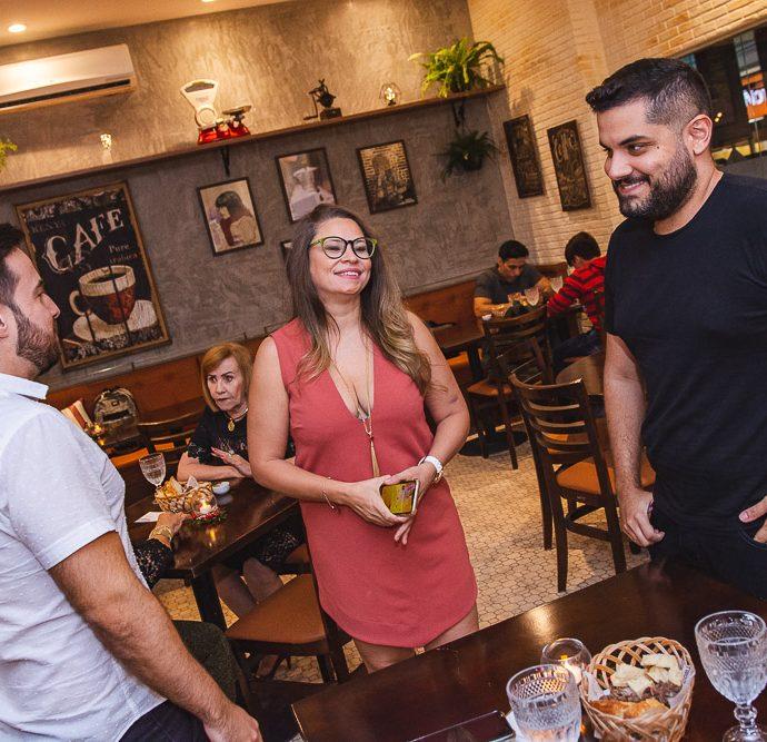 Felipe Revuelta, Valesca Henrique E Guilherme Vilanova