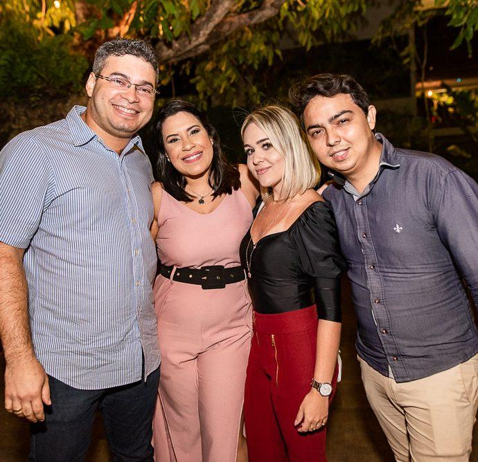 Felipe Ribeiro, Amanda Oliveira Clarianda Amorin E Galvao Nogueira