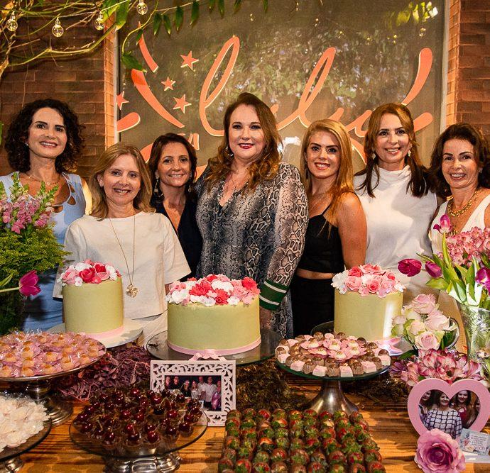 Fernanda Freitas, Ana Paula Bulamarque, Elen Benevides, Luziane Cavalcante, Leticia Studart, Marcia Andrea E Vera Pontes
