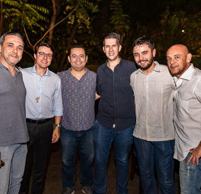 Fernando Brigido, Braga Neto, Anderson Carvalho, Joao Baltazar, Marcelo Farias, Georje Albuquerque