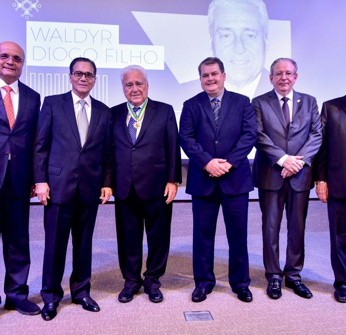 Fernando Cirino, Beto Studart, Waldyr Diogo Filho, Waldyr Diogo Neto, Ricardo Cavalcante, Roberto Macedo