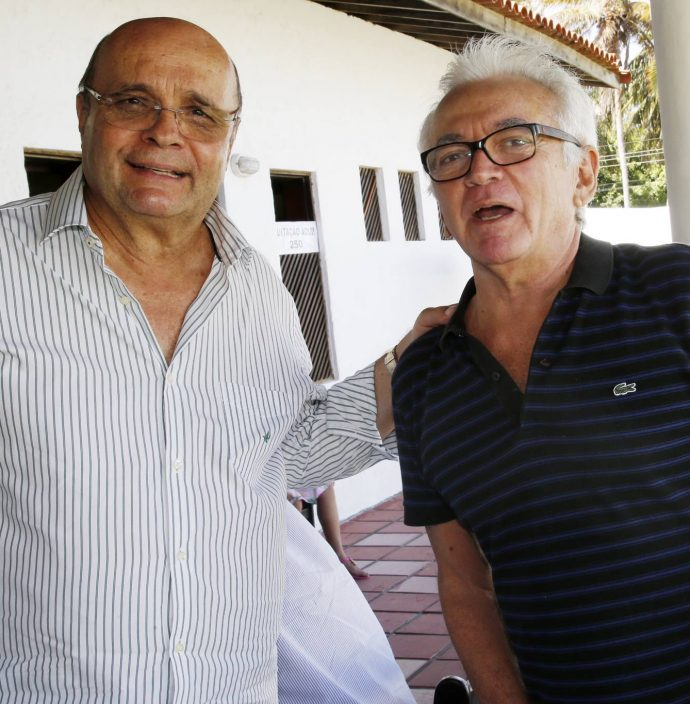 Fernando Cirino E Candido Couto