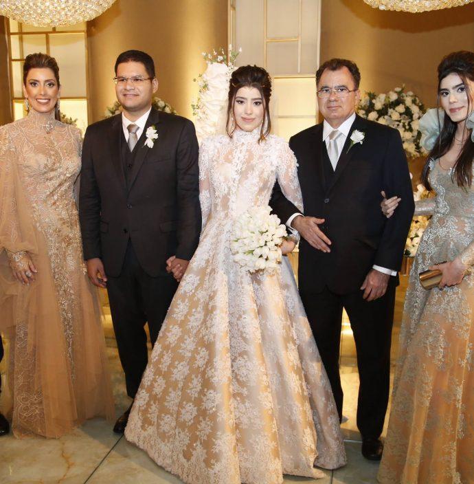 Fernando E Adriana Cavalcante, Alexandre Filho, Rayssa, Fernando E Leticia Cavalcante