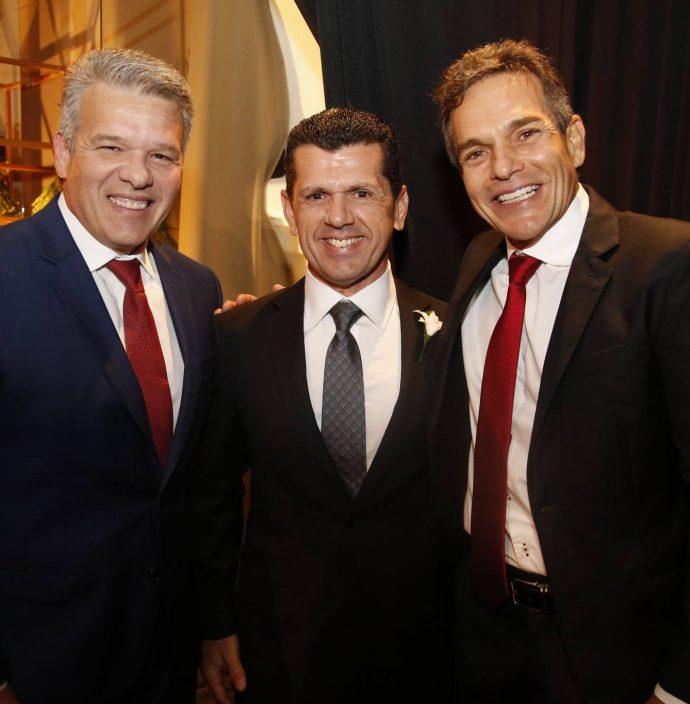 Ferruccio Feitosa, Erick Vasconcelos E Ze Filho